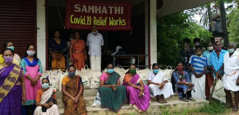 Jahresbrief Samhathi 2021
