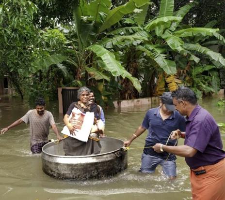 Rückblick: Die Flutkatastrophe im August 2018